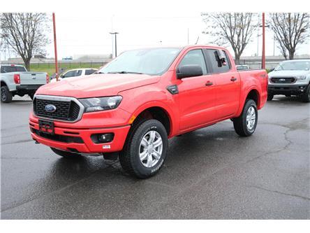2021 Ford Ranger  (Stk: 2102490) in Ottawa - Image 1 of 17