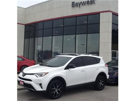 2018 Toyota RAV4 SE (Stk: p21089) in Owen Sound - Image 1 of 13