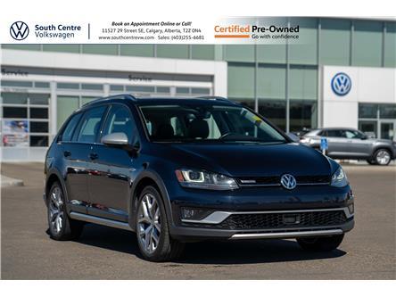 2017 Volkswagen Golf Alltrack 1.8 TSI (Stk: 10132A) in Calgary - Image 1 of 41
