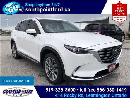 2018 Mazda CX-9 Signature (Stk: S10646R) in Leamington - Image 1 of 28