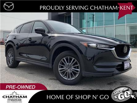 2018 Mazda CX-5 GS (Stk: NM3490A) in Chatham - Image 1 of 23