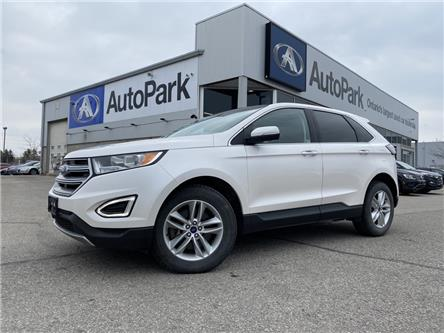 2016 Ford Edge SEL (Stk: 16-22141JB) in Barrie - Image 1 of 29