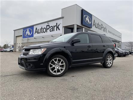 2016 Dodge Journey SXT/Limited (Stk: 16-93592T) in Barrie - Image 1 of 29