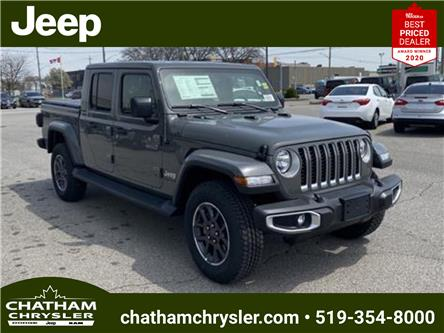 2021 Jeep Gladiator Overland (Stk: N05041) in Chatham - Image 1 of 20