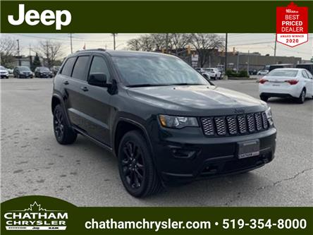 2021 Jeep Grand Cherokee Laredo (Stk: N04803) in Chatham - Image 1 of 21