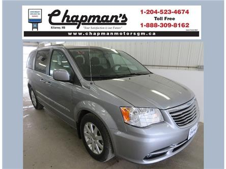 2015 Chrysler Town & Country Touring (Stk: 20-068B) in KILLARNEY - Image 1 of 36