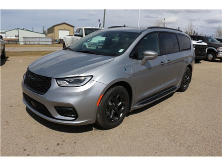 2021 Chrysler Pacifica Hybrid Touring L Plus (Stk: MT057) in Rocky Mountain House - Image 1 of 29