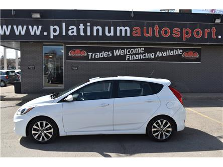 2017 Hyundai Accent LE (Stk: PP965) in Saskatoon - Image 1 of 25