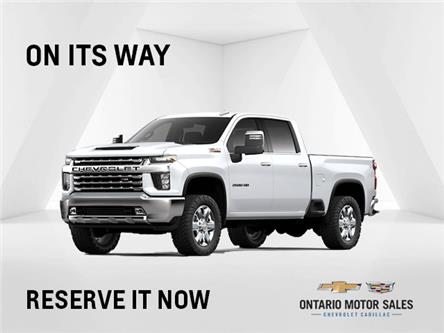 2021 Chevrolet Silverado 2500HD Custom (Stk: F-ZNSXQZ) in Oshawa - Image 1 of 6