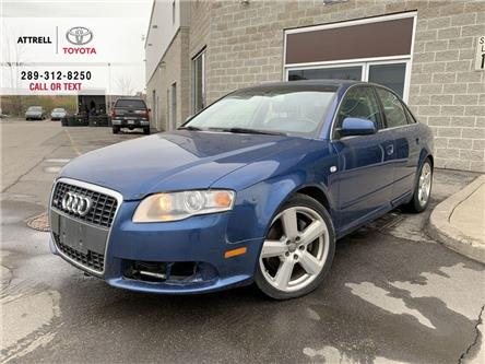 2007 Audi A4 2.0T (Stk: 49265C) in Brampton - Image 1 of 19