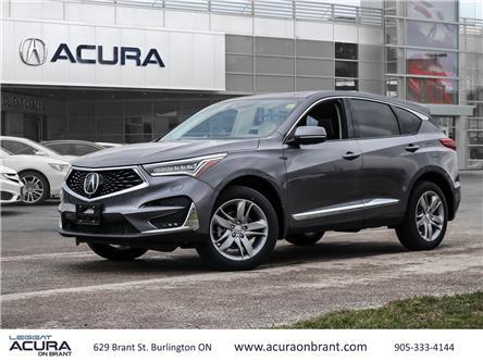 2021 Acura RDX Platinum Elite (Stk: 21136) in Burlington - Image 1 of 30