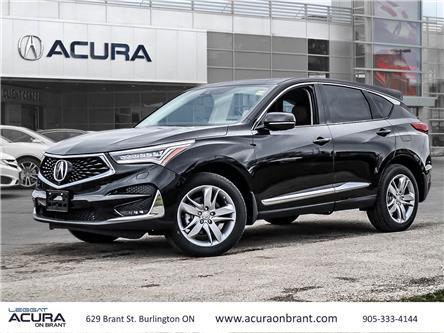 2021 Acura RDX Platinum Elite (Stk: 21171) in Burlington - Image 1 of 30