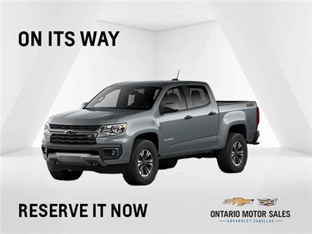 2021 Chevrolet Colorado Z71 (Stk: F-ZGZFFX) in Oshawa - Image 1 of 6