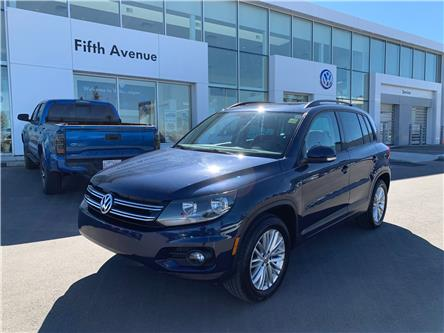 2016 Volkswagen Tiguan Special Edition (Stk: 21178A) in Calgary - Image 1 of 17