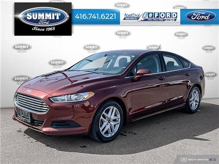 2016 Ford Fusion SE (Stk: PL22118) in Toronto - Image 1 of 25