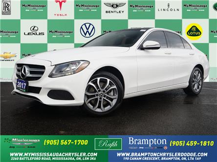 2017 Mercedes-Benz C-Class Base (Stk: 1455) in Mississauga - Image 1 of 26