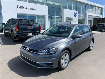 2021 Volkswagen Golf Comfortline (Stk: 21116) in Calgary - Image 1 of 15