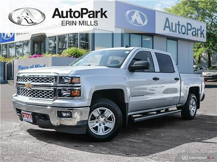 2014 Chevrolet Silverado 1500 1LT (Stk: 350235AP) in Mississauga - Image 1 of 27