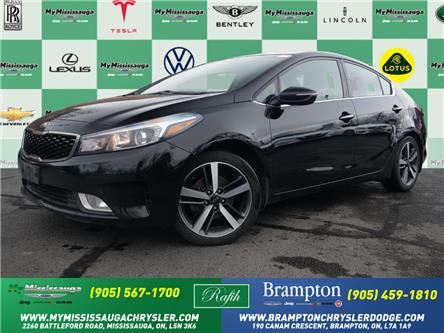 2017 Kia Forte EX+ (Stk: 1432A) in Mississauga - Image 1 of 25