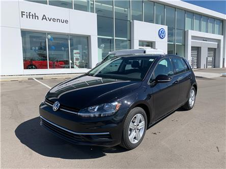 2021 Volkswagen Golf Comfortline (Stk: 21073) in Calgary - Image 1 of 15