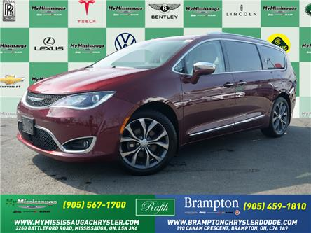 2018 Chrysler Pacifica Limited (Stk: 1433A) in Mississauga - Image 1 of 28