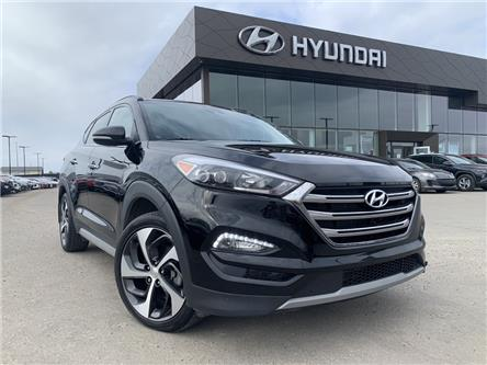 2018 Hyundai Tucson Ultimate 1.6T (Stk: 40350A) in Saskatoon - Image 1 of 23