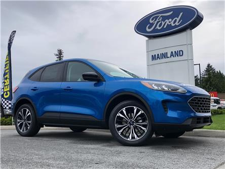 2021 Ford Escape SE (Stk: 21ES4031) in Vancouver - Image 1 of 30