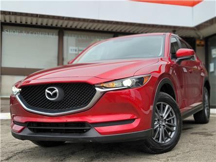 2017 Mazda CX-5 GX (Stk: 2104089) in Waterloo - Image 1 of 20