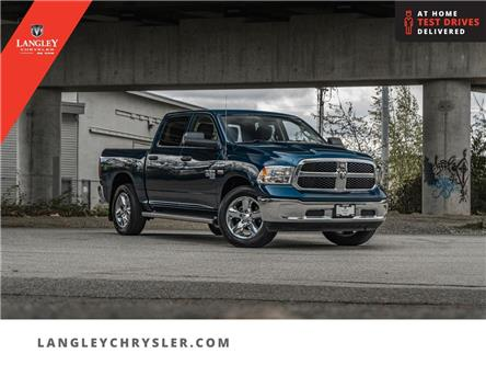 2019 RAM 1500 Classic ST (Stk: M571700A) in Surrey - Image 1 of 27