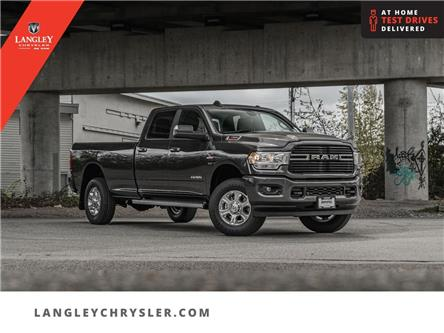 2021 RAM 3500 Big Horn (Stk: M600157) in Surrey - Image 1 of 29