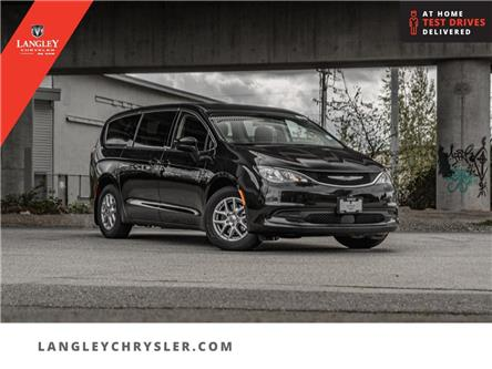 2021 Chrysler Grand Caravan SXT (Stk: M556621) in Surrey - Image 1 of 26
