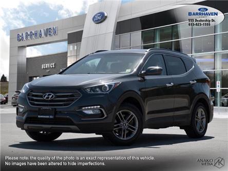 2017 Hyundai Santa Fe Sport 2.4 Luxury (Stk: 21-282A) in Barrhaven - Image 1 of 28