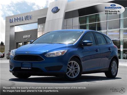 2018 Ford Focus SE (Stk: M9396) in Barrhaven - Image 1 of 27