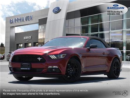 2017 Ford Mustang GT Premium (Stk: 21-131A) in Barrhaven - Image 1 of 26