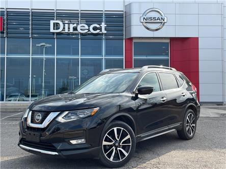 2017 Nissan Rogue SL | CERTIFIED PRE-OWNED (Stk: N4595) in Mississauga - Image 1 of 19