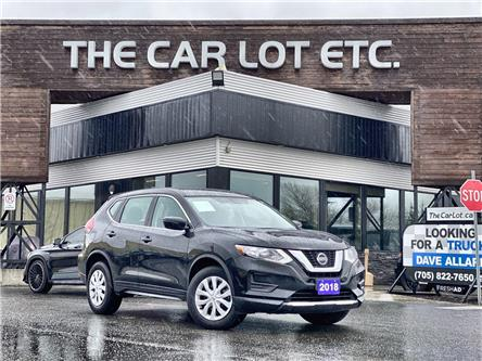 2018 Nissan Rogue S (Stk: 21143) in Sudbury - Image 1 of 24