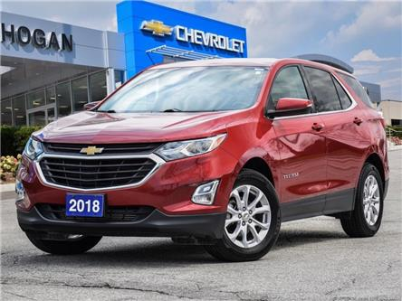 2018 Chevrolet Equinox LT (Stk: A566051) in Scarborough - Image 1 of 28