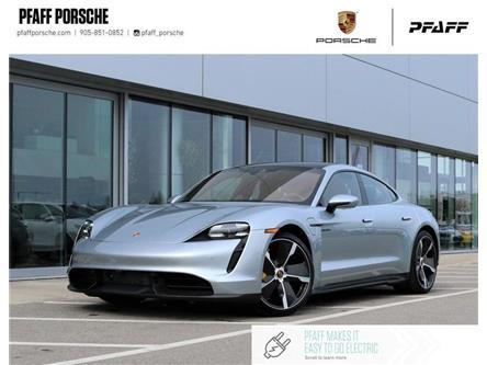 2020 Porsche Taycan Turbo S (Stk: P16400) in Vaughan - Image 1 of 30
