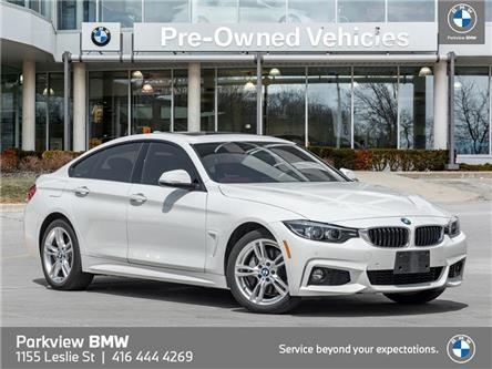 2019 BMW 430i xDrive Gran Coupe (Stk: 303420A) in Toronto - Image 1 of 24