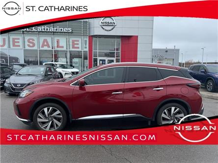 2019 Nissan Murano SL (Stk: P2735) in St. Catharines - Image 1 of 28