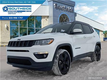 2021 Jeep Compass Altitude (Stk: JC2101) in Red Deer - Image 1 of 25