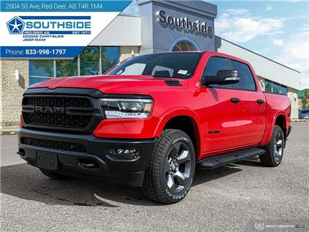 2021 RAM 1500 Big Horn (Stk: W2197) in Red Deer - Image 1 of 25