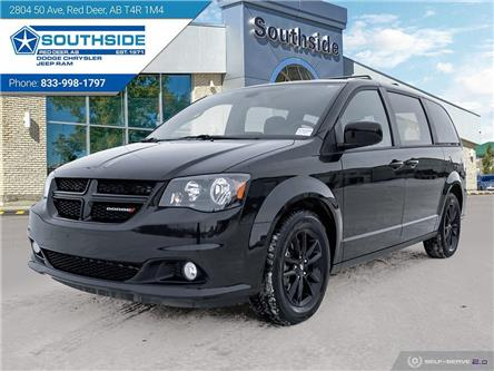 2019 Dodge Grand Caravan GT (Stk: A14609A) in Red Deer - Image 1 of 25