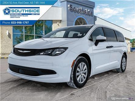 2021 Chrysler Grand Caravan SE (Stk: CA2102) in Red Deer - Image 1 of 25