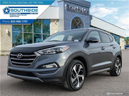 2016 Hyundai Tucson Premium 1.6 (Stk: WR2124A) in Red Deer - Image 1 of 25