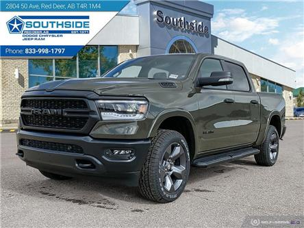 2021 RAM 1500 Big Horn (Stk: W2190) in Red Deer - Image 1 of 25