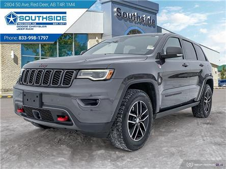 2017 Jeep Grand Cherokee Trailhawk (Stk: GC2093A) in Red Deer - Image 1 of 25