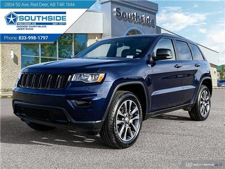 2018 Jeep Grand Cherokee Limited (Stk: GC2121A) in Red Deer - Image 1 of 25