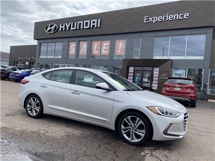 2017 Hyundai Elantra GLS (Stk: N1137A) in Charlottetown - Image 1 of 10