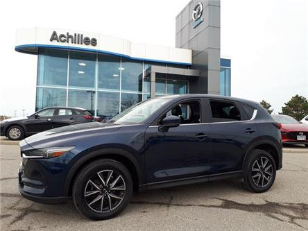 2018 Mazda CX-5 GT (Stk: H2365A) in Milton - Image 1 of 18